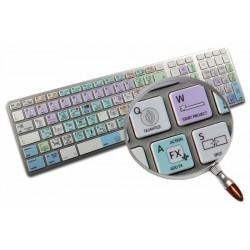 REAPER Galaxy series keyboard sticker apple