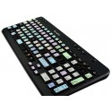 REAPER Galaxy series keyboard sticker 12x12