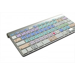 SCRATCH LIVE Galaxy series keyboard sticker apple