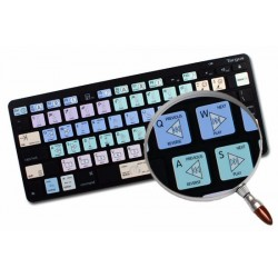 SCRATCH LIVE Galaxy series keyboard sticker