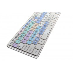 Aurora Edit Galaxy series keyboard sticker Apple size