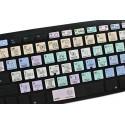 SONY ACID Galaxy series keyboard sticker apple
