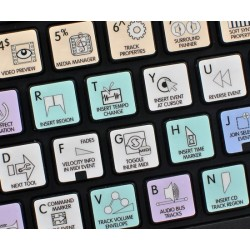 MAGIX ACID Galaxy series keyboard sticker apple