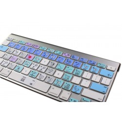 CUBASE / NUENDO Galaxy series keyboard sticker