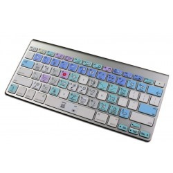 CUBASE / NUENDO Galaxy series keyboard sticker  apple