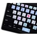 CUBASE / NUENDO Galaxy series keyboard sticker 12x12
