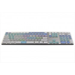 Avid Xpress Galaxy series keyboard sticker