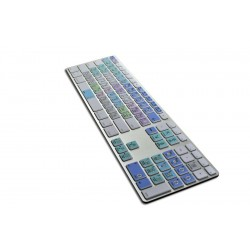 Avid Xpress Galaxy series keyboard sticker Apple size
