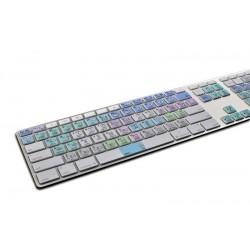 Avid Xpress Galaxy series keyboard sticker