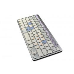 VIRTUAL DJ Galaxy series keyboard sticker apple