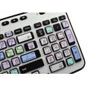 Apple Motion Galaxy series keyboard sticker 12x12 size