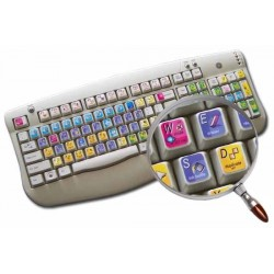 Adobe Animate keyboard sticker