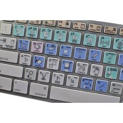 Adobe Animate Galaxy series keyboard sticker apple