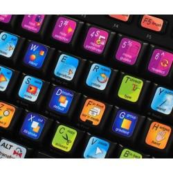 ILLUSTRATOR keyboard sticker