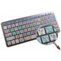 INDESIGN Galaxy series keyboard sticker apple