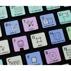 LIGHTROOM Galaxy series keyboard sticker apple