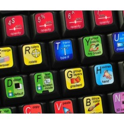 PHOTOSHOP keyboard sticker