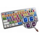 Magix Vegas keyboard sticker