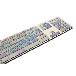 Magix Vegas Galaxy series keyboard sticker