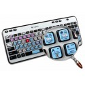 Video Pro X keyboard sticker