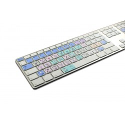 APERTURE Galaxy series keyboard sticker