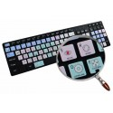 APERTURE Galaxy series keyboard sticker apple