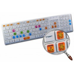 Microsoft Access keyboard sticker