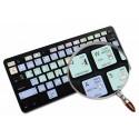 ARCHICAD Galaxy series keyboard sticker apple