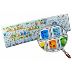 Microsoft Excel keyboard sticker