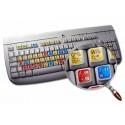Solid Edge keyboard sticker