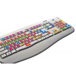 Autodesk Maya keyboard sticker