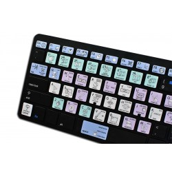 Blender Galaxy series keyboard sticker apple