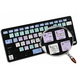 Blender Galaxy series keyboard sticker