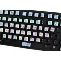 Blender Galaxy series keyboard sticker 12x12