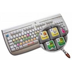 Trimble SketchUp keyboard sticker
