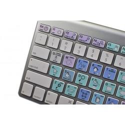 CorelDRAW Galaxy series keyboard sticker Apple size