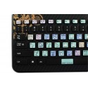 CorelDRAW Galaxy series keyboard sticker 12x12 size