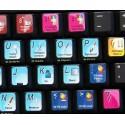 GIMP keyboard sticker
