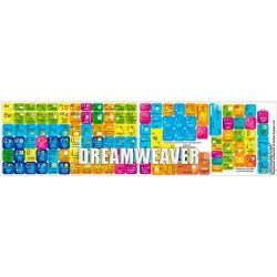 Adobe Dreamweaver keyboard sticker