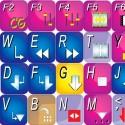 Pinnacle Liquid Edition keyboard sticker