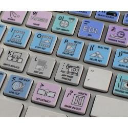 Autodesk Smoke Galaxy series keyboard sticker