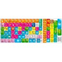 Cakewalk Sonar keyboard sticker