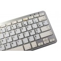 Dvorak non-transparent keyboard  stickers 15x15
