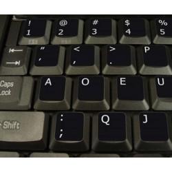 Dvorak non-transparent keyboard  stickers