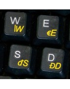 Slovak Sticker | 4keyboard.com
