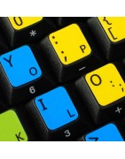 Colemak Sticker | 4keyboard.com