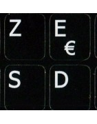 French Belgian Sticker | 4keyboard.com
