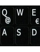 Spanish (Latin American) Sticker | 4keyboard.com