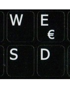 Spanish (traditional) Sticker | 4keyboard.com