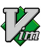 Vi and Vim Editor Sticker | 4keyboard.com